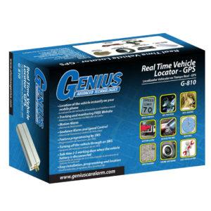 GPS Empaque G810
